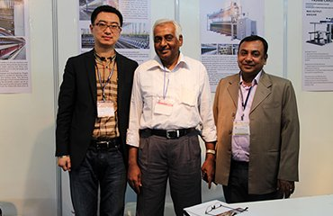 TONGDA GROUP ATTEND ITMA 2015