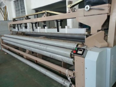 Dobby Shedding Water jet loom for PP fabric