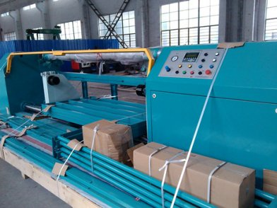 High Speed Sectional Warping Machine