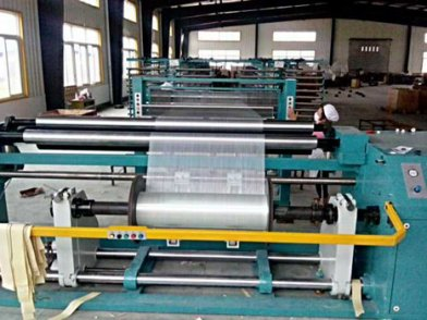 TDGA528 Direct warping machine