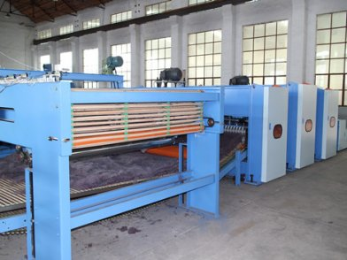 TTPW CROSS LAPPER
