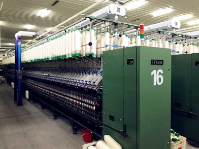 FA506 Ring Spinning Frame machine