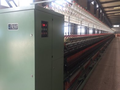FA568 Ring spinning frame machine