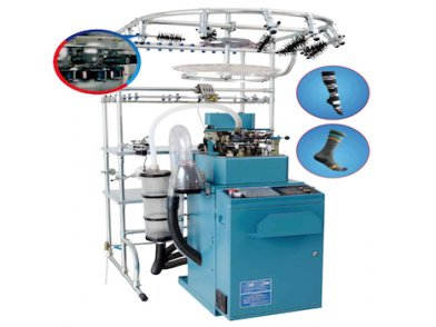 TONGDA computerized sock making machine