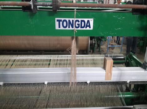 TD-788 Jute Fabric weaving machine|Jute fabric rapier loom